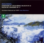 ROUSSEL - Martinon - Symphonie n°2 op.23