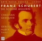 SCHUBERT - Gerhaher - Die schöne Müllerin (La belle meunière) (Müller)