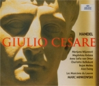 HAENDEL - Minkowski - Giulio Cesare in Egitto (Jules Cesar), opéra en 3