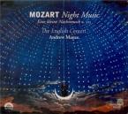 MOZART - Manze - Sérénade n°13, pour orchestre en sol majeur K.525 'Eine