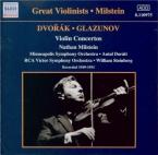 DVORAK - Milstein - Concerto pour violon op.53