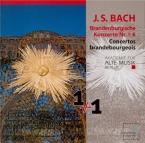 BACH - Akademie für al - Concertos brandebourgeois BWV 1046-1051