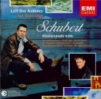 SCHUBERT - Andsnes - Der liebliche Stern (Schulze), lied pour voix et pi