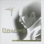 BRAHMS - Arrau - Quatre ballades pour piano op.10 'Edward'