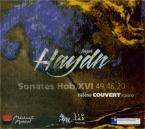 HAYDN - Couvert - Sonate pour clavier en do dièse mineur op.30 n°2 Hob.X