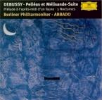 DEBUSSY - Abbado - Prélude à l'après-midi d'un faune, pour orchestre L.8
