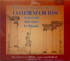 MOZART - Keilberth - La clemenza di Tito (La clémence de Titus), opéra s