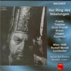 WAGNER - Moralt - Der Ring des Nibelungen (L'Anneau du Nibelung) WWV.86