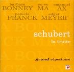 SCHUBERT - Ma - Quintette avec piano en la majeur op.posth.114 D.667 'Di
