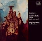 SCHUMANN - Güra - Liederkreis (Eichendorff), cycle de douze mélodies pou