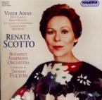 VERDI - Scotto - Airs d'opéras