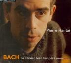 BACH - Hantai - Le clavier bien tempéré, Livre 1 BWV 846-869