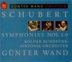 SCHUBERT - Wand - Symphonie n°9 en do majeur D.944 'Grande'