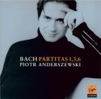 BACH - Anderszewski - Partita pour clavier n°6 en mi mineur BWV.830