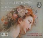 Les 10 sonates pour violon et piano