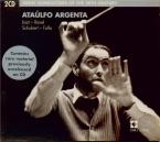 LISZT - Argenta - Faust symphonie, pour orchestre, ténor et choeur ad lib