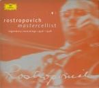 Rostropovitch Mastercellist