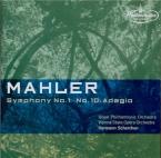 MAHLER - Scherchen - Symphonie n°1 'Titan'