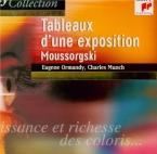 MOUSSORGSKY - Ormandy - Tableaux d'une exposition : orchestration de Rav
