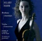 BRAHMS - Hahn - Concerto pour violon et orchestre en ré majeur op.77