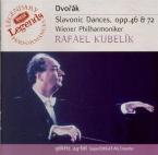 DVORAK - Kubelik - Huit danses slaves op.46, version pour orchestre op.4