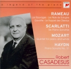 RAMEAU - Casadesus - Pièces de clavecin : sélection