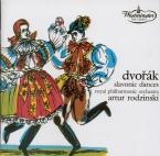 DVORAK - Rodzinski - Huit danses slaves op.72, version pour orchestre B