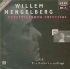 Concertgebouw : The Radio Recordings (10 CDs + 1 DVD)