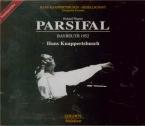 WAGNER - Knappertsbusch - Parsifal WWV.111 (live Bayreuth 1952) live Bayreuth 1952