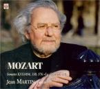 MOZART - Martin - Sonate pour piano n°17 en ré majeur K.576