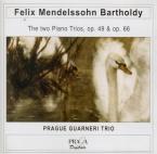 MENDELSSOHN-BARTHOLDY - Guarneri Trio - Trio avec piano n°1 en ré mineur