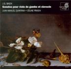 Sonates pour viole de gambe et clavecin