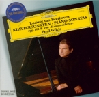 BEETHOVEN - Gilels - Sonate pour piano n°28 op.101