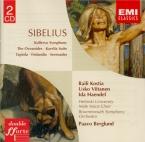 SIBELIUS - Berglund - Kullervo symphonie, pour voix et orchestre op.7