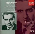 BACH - Lipatti - Concerto pour clavecin et cordes n°1 en ré mineur BWV.1