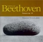 BEETHOVEN - Strosser - Sonate pour piano n°5 op.10 n°1