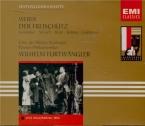WEBER - Furtwängler - Der Freischütz (live Salzburg, 1954) live Salzburg, 1954