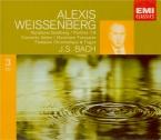 BACH - Weissenberg - Variations Goldberg, pour clavier BWV.988