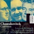 CHOSTAKOVITCH - Ormandy - Concerto pour violon et orchestre n°1 en la mi
