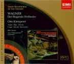 WAGNER - Klemperer - Der fliegende Holländer (Le vaisseau fantôme) WWV.6