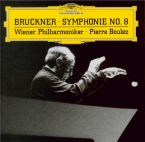 BRUCKNER - Boulez - Symphonie n°8 en ut mineur WAB 108