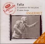 FALLA - Ansermet - El sombrero de tres picos (Le tricorne)