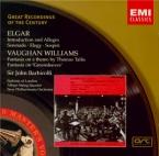 ELGAR - Barbirolli - Introduction et allegro pour cordes op.47