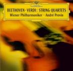 BEETHOVEN - Previn - Quatuor à cordes n°14 op.131 : arrangement pour orc