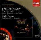 RACHMANINOV - Previn - Symphonie n°2 en mi mineur op.27