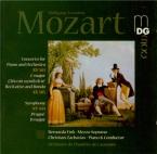MOZART - Zacharias - Symphonie n°38 en ré majeur K.504 'Prague'