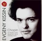 CHOPIN - Kissin - Vingt-quatre préludes pour piano op.28