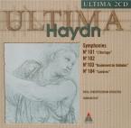 HAYDN - Harnoncourt - Symphonie n°101 en ré majeur Hob.I:101 'The clock'
