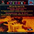 HINDEMITH - Boult - Concerto pour violon et orchestre (1939)