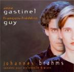 BRAHMS - Gastinel - Sonate pour violoncelle et piano n°2 en fa majeur op